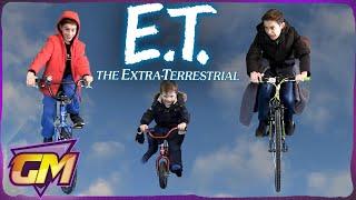 E.T Movie Parody Trailer! ET meets Superman