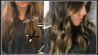 BEAUTY SCHOOL SERIES: CUTTING A LOB!