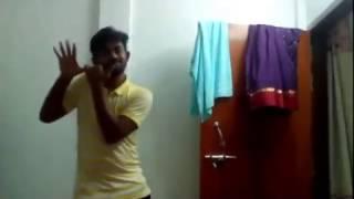 bangladeshiboy dancing on topor mathay diye