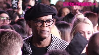 Samuel L. Jackson Arrives To The XXX: Return Of Xander Cage Hollywood Movie Premiere 1.19.17