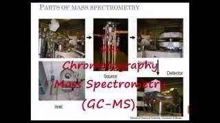 Mass spectrometry application