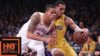 Los Angeles Lakers vs Indiana Pacers Full Game Highlights / Jan 19 / 2017-18 NBA Season