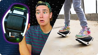 """The $399 Segway Drift """"Hovershoes"""" - How Bad Is It?"""