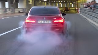 2016 BMW M3 F80 w/ LOUD Catless Exhaust System!