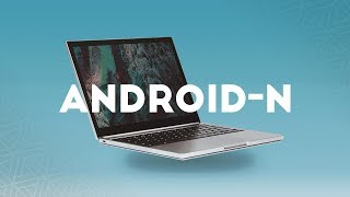 Install Android 7.1.1 N on PC/Laptop!   Phoenix OS
