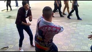 رقص مهرجنات جامعة المنوفية