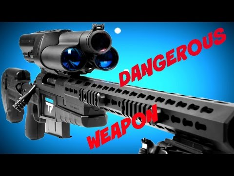 10 Most Dangerous Advanced Weapons Used