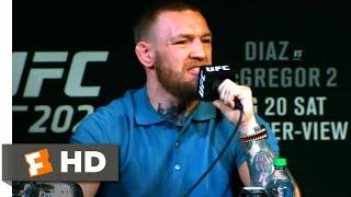 Conor McGregor: Notorious (2017) - Violent Press Conference Scene (9/10) | Movieclips