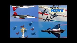 News Top Guns: These are the world