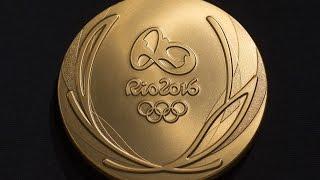 كم تبلغ تكلفة تصنيع الميدالية الذهبية ؟ | دورة الألعاب الأولمبية ريو 2016