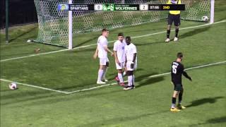 NCAA DI Soccer: San José State at Utah Valley University