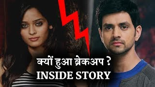 INSIDE STORY! Why Shakti Arora and neha ENDED their 4 Years old Relationship   c4b