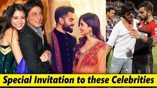 7 Bollywood celebrities who are invited for Anushka Sharma and Virat Kohli's Italian wedding