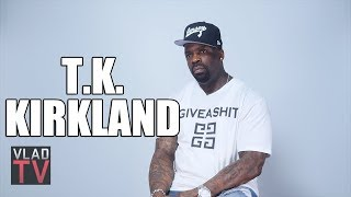 TK Kirkland on Nas Dating Nicki: He Keeps Dating the Same Type, No Growth (Part 8)