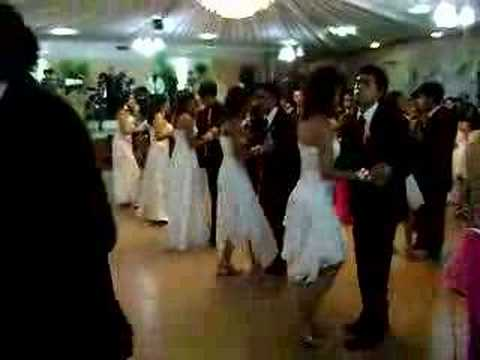 Baile de promocion del colegio CIENCIAS 2007