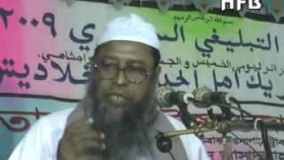 প্রফেসর ড. মুহাম্মাদ আসাদুল্লাহ  আল-গালিব, বিষয় : ২য় দিনের প্রদত্ত ভাষণ