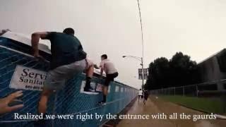 Lollapalooza fence jumpers 2016 (POV)