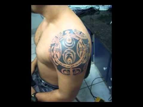 Tattoo The Rock Replica Finalizada