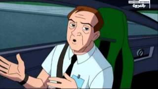 Cartoon Network - Ben 10 ultimate alien in : sticky situation بن 10 التيمات الين فى : موقف محرج