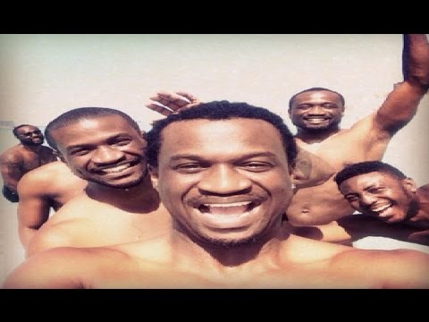 P-Square & Team Almost Goes Necked in Dubai Celebrating Album's Success