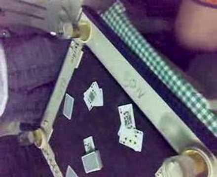 Debaixo da mesa