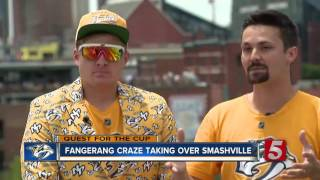 Preds Hype Song Gets Nashville Dancing