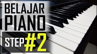 Belajar Piano #2 - Chord Progressi dan Melodi | Pemula