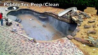 Time Lapse: Swimming Pool Construction