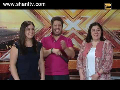X-Factor 4 Armenia-Auditions-1/Mane Baghdasaryan/Little Mix/Little Me 09.10.2016
