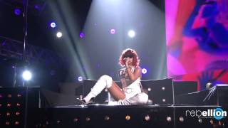 Rihanna & Britney Spears   S&M Live At Billboard Music Awards 2011 Rehearsal
