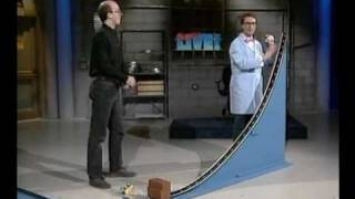 Bill Nye and Newton's Third Law