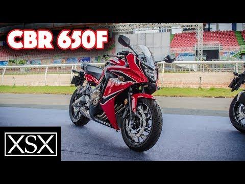 Xxx Mp4 Săm Soi Chi Tiết Honda CBR650F Trị Giá 234 Triệu Đồng XSX 3gp Sex
