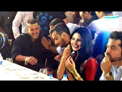 INSIDE Video Baba Siddiqui Iftar Party 2016 Full HD | Salman Khan,Katrina Kaif,Bipasha Basu