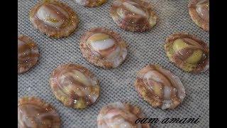 جديد الحلويات  الجزائرية الجواهر الرخامية تقنية جديدة لتزيين الحلويات من اررروع ما يكون