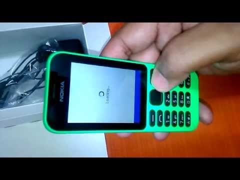Microsoft Nokia 215 Dual SIM Mobile Phone | Unboxing & Review