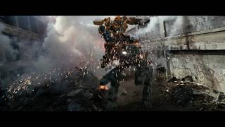 Transformers: The Last Knight - STAY AND FIGHT