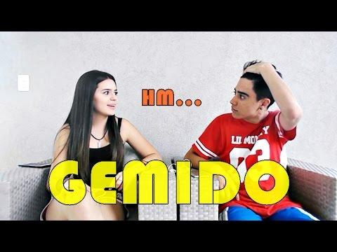 DESAFIO DO GEMIDO ft. Viih Tube