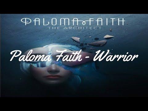 Paloma Faith - Warrior (Lyrics HD)