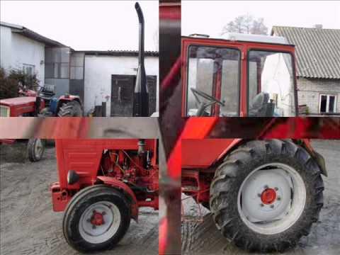 Władimirec T 25 tuning cz.2