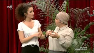 Komedi Türkiye - Beren Aktüzün'ün Skeci (1.Sezon 2.Bölüm)
