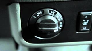 2012 NISSAN Frontier - 4-Wheel Drive