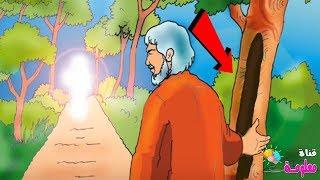 من هو النبي الذي قتـله قومه داخل الشجرة بمساعدة ابليس !