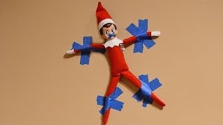 Elf On The Shelf Explained By People Who Don't Have Kids