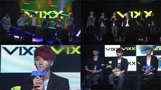 [SSTV] 빅스(VIXX)의 2012년 8월, 풋풋한 모습의 멤버들 '강제소환!' [스타★캡슐]