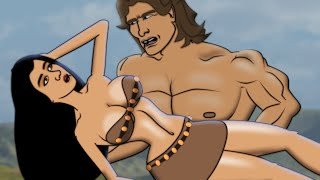 Samson Da Barbarian (part 1 of the Samson Trilogy)