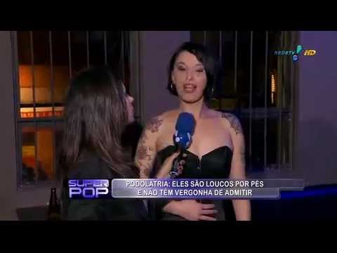 Tema Fetiche 1º Super Pop Rede TV 2012