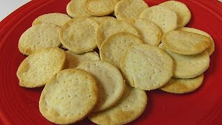 Betty's Thin and Crisp Water Crackers