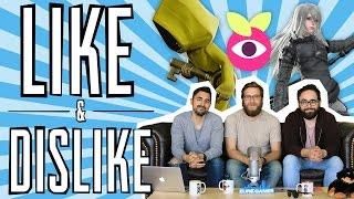 LIKE & DISLIKE: Little Nightmares, Prey en Steam, DLC de NieR, TumbleSeed...