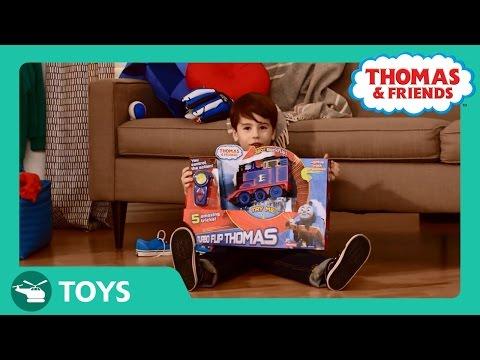 Turbo Flip Thomas Unboxing | Toys | Thomas & Friends