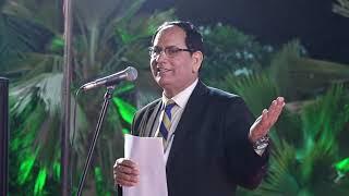 Sampat Saral At Rajpath Club, Ahmedabad (Kavi Sammelan 2018)